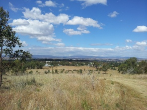 Bathurst from Boundary Road Reserve