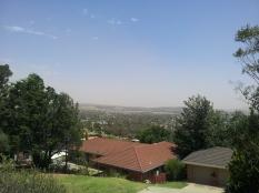 Smoke over Wagga